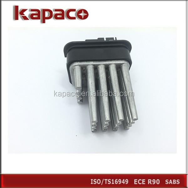 Blower motor resistor how it works symptoms problems for Blower motor capacitor symptoms
