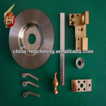 cnc machining bajaj pulsar spare parts in Dalian Hongsheng