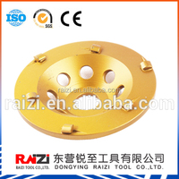 High Quality Diamond Tools PCD Cup Grinding Wheel