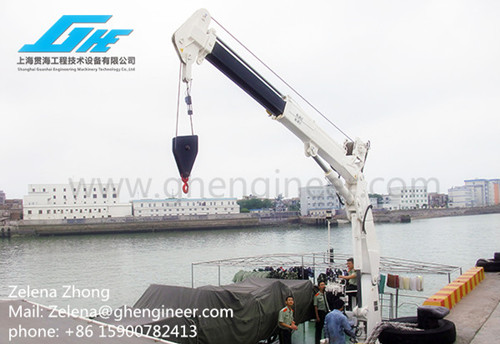 Different Type of Small Marine Crane