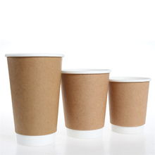 12oz biodegradable paper cups single wall hot paper cups