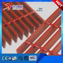 2017 china high quality cheap price galvanized welded bar grating specs/serrated steel grating in Australia Market