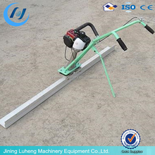 Lightweight polished machines electric vibrating power concrete screed for sale