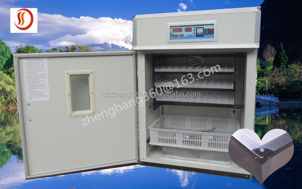 commercial incubator and hatcher ZH-264 poultry incubator machine for sale