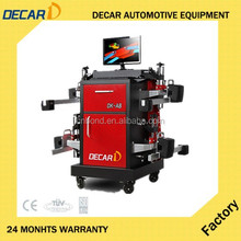 DECAR CE A8 high quality wheel alignment used CCD Wheel aligner