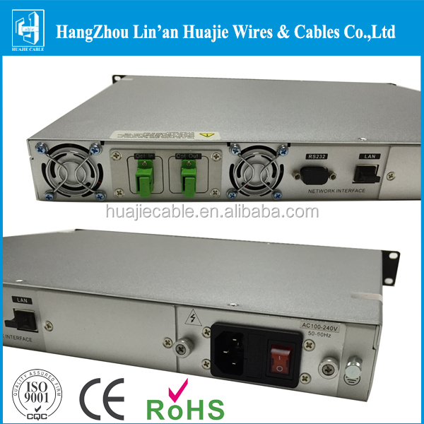 1550nm CATV Optical Amplifier EDFA