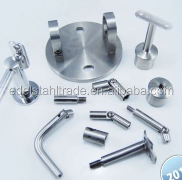 railing accessories glass panel mounting hardware