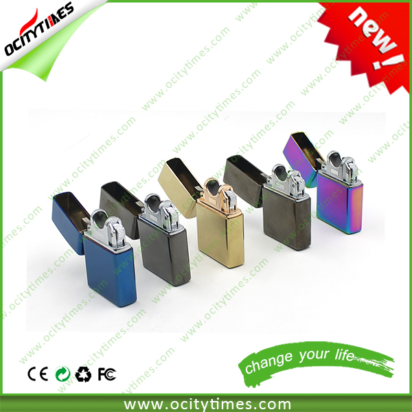 Best choice smoking accessories inner metal version usb lighter cool electronic arc lighter usb