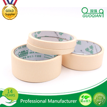 Industria Adhesive Tape Paper Masking Tape for for Covering Automotive Painting Job