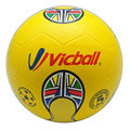 rubber soccerball Customized logo