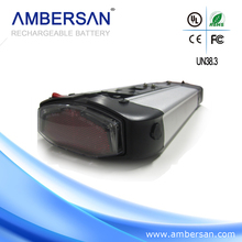 Portable 36V electric bike battery high quality e-bike lithium battery pack