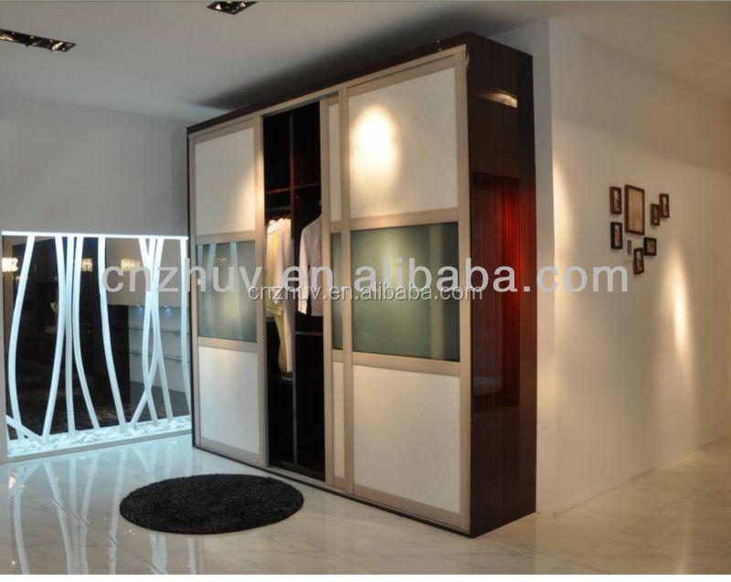 conception de garde robe de chambre en porte coulissante avec roues m canisme portes id de. Black Bedroom Furniture Sets. Home Design Ideas