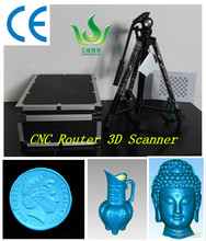 SW-3D scaner 2015 low price Reverse Engineering Optical cnc router 3d scanner