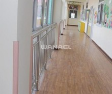 Wanael Crashproof Soft Plastic Pvc Wall Corner Protector For Kinder Garden And School