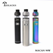 Affordable beginner Macan 90W kit by Teslacigs Macan 90W tank kit