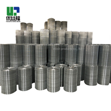 stainless steel wire mesh roll / gopher wire mesh / square mesh