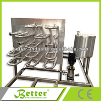 Milk pasteurizer / HTST sterilizer/Milk and juice sterilizer
