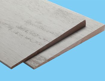 High quality paulownia bevel siding