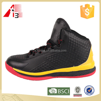 2016 best quality latest styles fashion basketball shoes for man