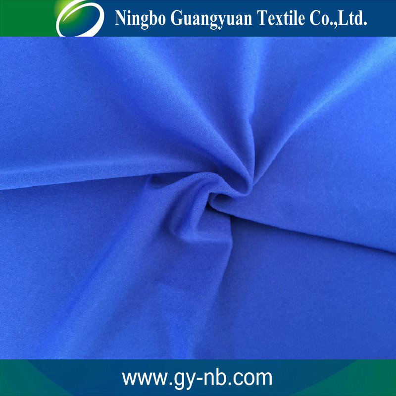 T-shirt underwear fabric material 98% cotton 2% elastane fabric