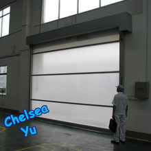 (7 day fast delivery) industrial automatic roll top shutter door