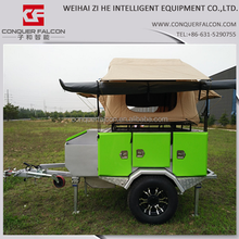 atv camping trailer Roof top tent camper trailers