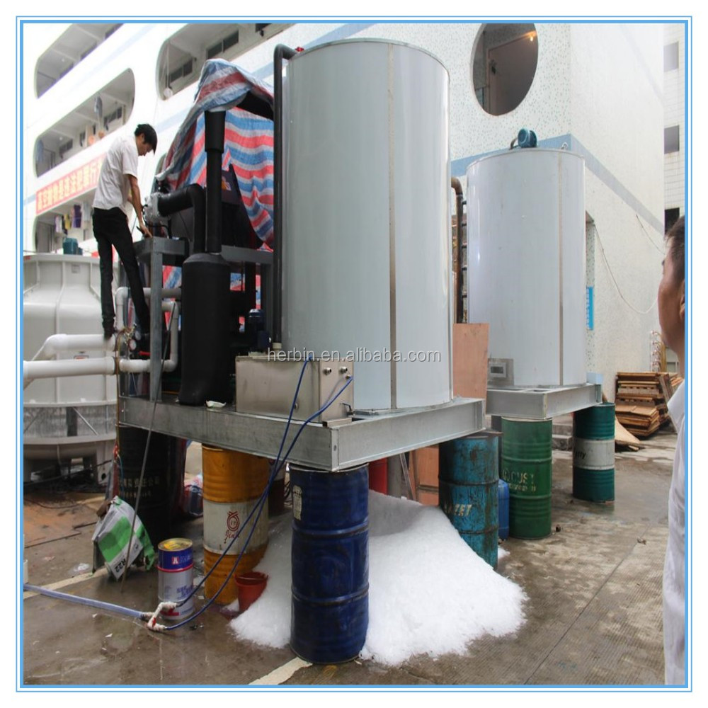 Dry Ice Making Machine