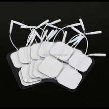 50 pairs(100 pcs) White Replacement Tens ELECTRODE PADS Electrode Tens Units