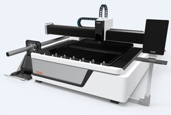 500W-4000W Multifunction IPG Fiber Laser Cutting Machine for Carbon Metal Pipe/Sheet/Tube