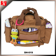 Adult shop hot selling diaper bag 2017 hold shoes and bags to match mommy cloth
