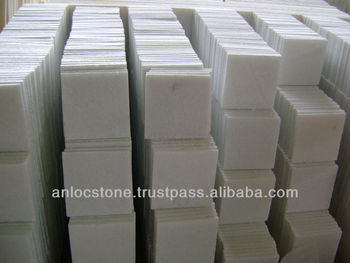 Vietnamese White Marble small size, Natural marble, cheap price, for Wall