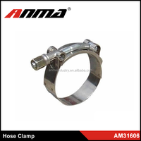 New Stainless Steel Worm Gear Hose Clamps