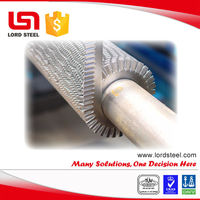 PED Approved Stainless Steel Finned Tube , Finned Tube