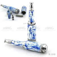 new promotion kecig k100 e cigarette with eight colors available,k101 kamry