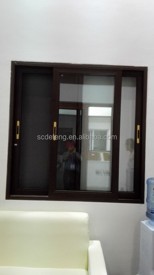 138 Thermal Break Sliding Window