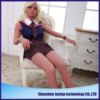 165 cm Sex Toy Silicone Doll Cunt For Man