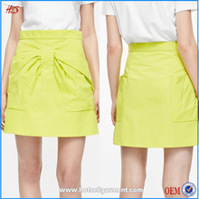 Wholesale Fashion Korean Clothes Girls latest fashion short skirt