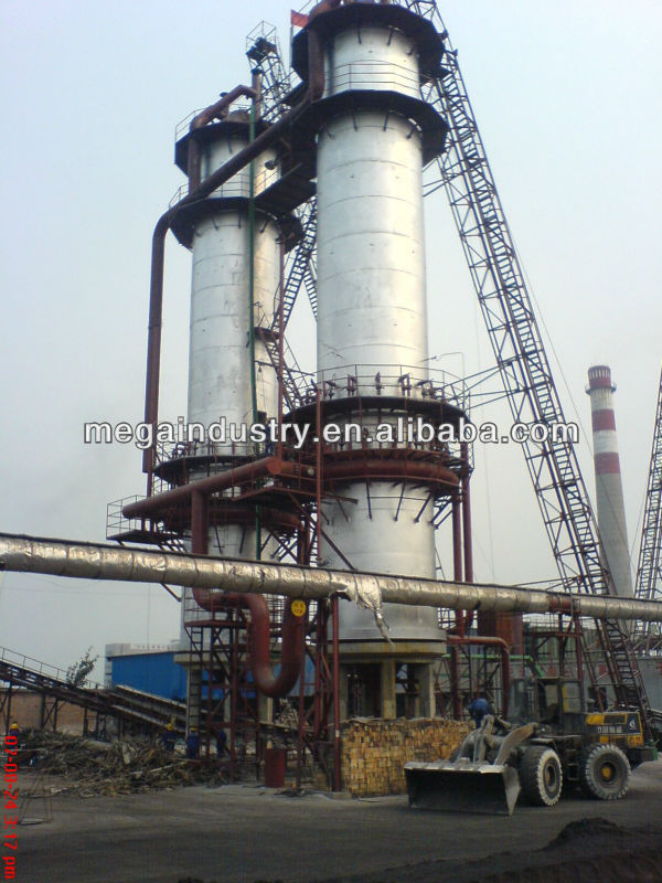 China top quality vertical lime kiln 100TPD~1000TPD