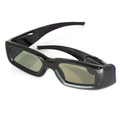 Excellent quality active 3D bluetooth glassess for 3D TV