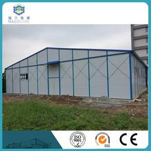 Panel house with Water Proof Membrane