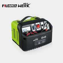 Motorcycle portable car jump power booster different types of chargers battery 12v 20a 7ah green silver beauty battery charger