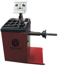 china cheap auto wheel balancer machine for sale
