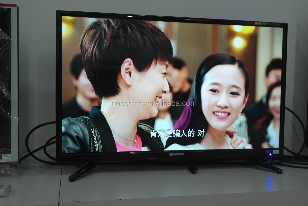 Hot sale!!!32 43 50 55 inch led tv with android system network factory price