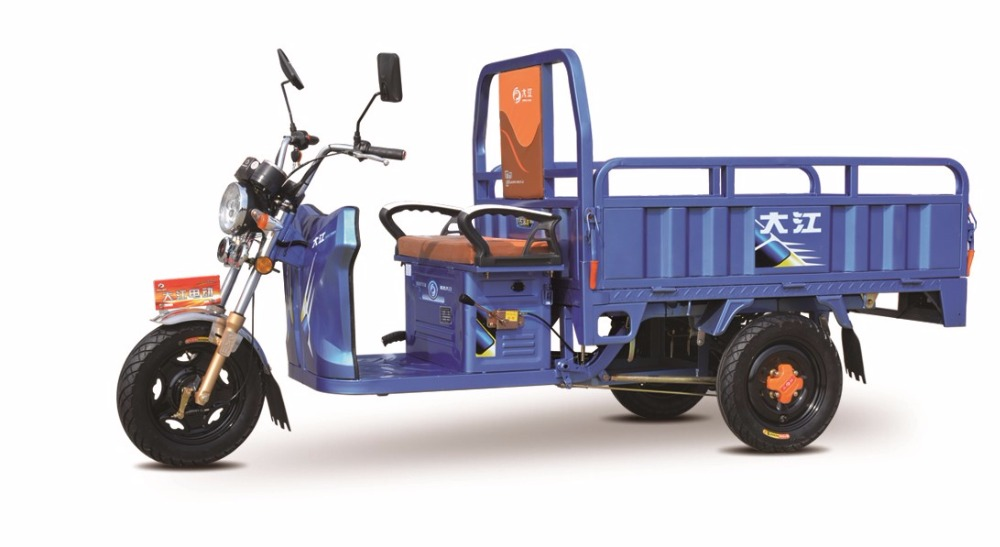 open type electric three wheel tricycle for adult with low price