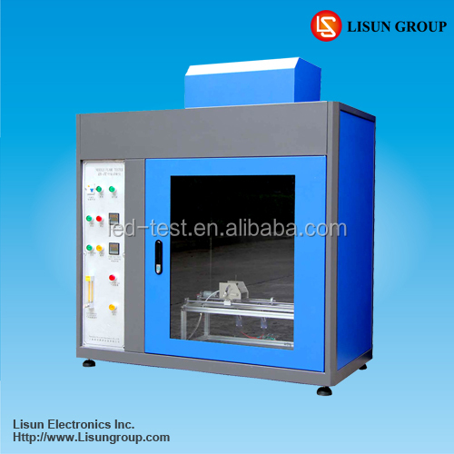 ZY-3 IEC60695 fire Safety Needle Flame Test chamber