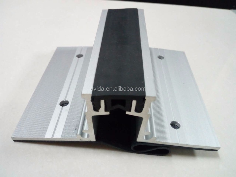 epdm rubber expansion joint price for concrete floor