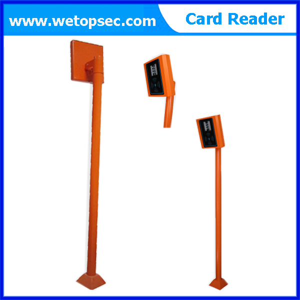 Vehicle Access Control Bluetooth Long Range Contactless Card Reader for parking system