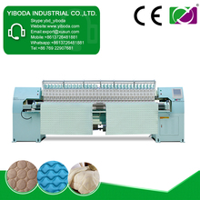 Portable embroidery machine for baseball cap