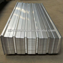 aluminum roofing material for building material
