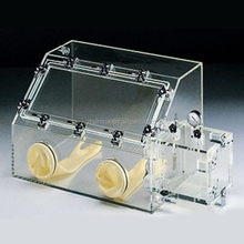 custom made clear plexiglass box waterproof